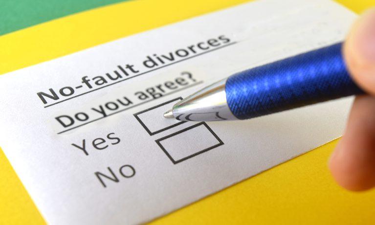 Fault Divorce